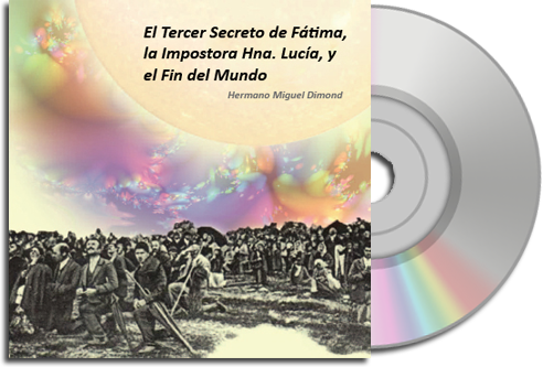 DVD Película Tercer Secreto de Fátima