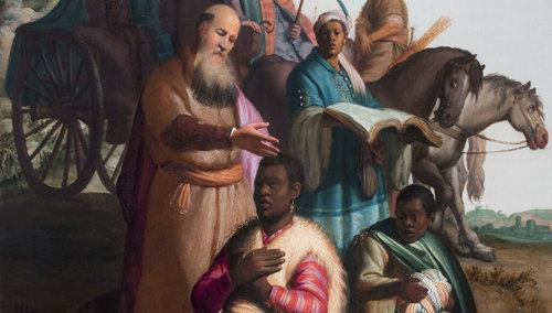 El bautismo en la Biblia