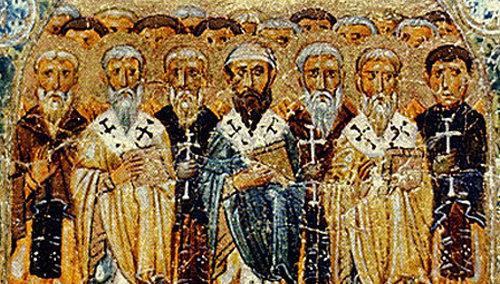 Los Padres de la Iglesia primitiva sobre el bautismo de agua