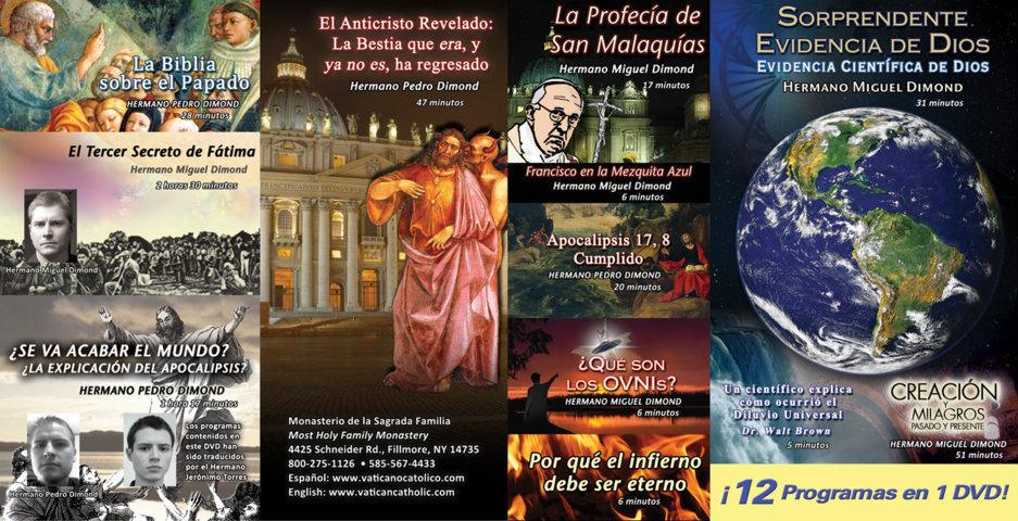 Apocalipsis DVD Película