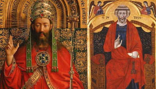 San Pedro es el primer ministro de Jesús
