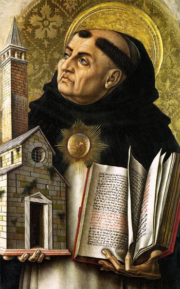 Santo Tomás de Aquino y el 'bautismo de deseo'