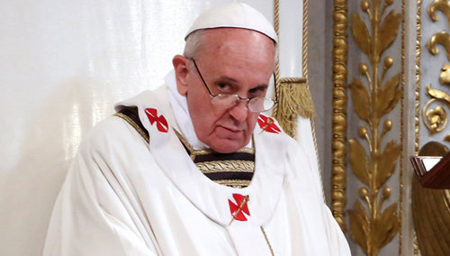 """Anti Papa Francisco acepta anulaciones matrimoniales con su 'motu propio' """"Mitis Iudex Dominus Iesus"""""""