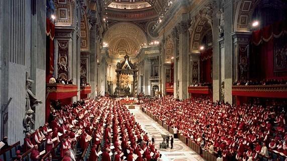 Gaudium et spes – Constitución sobre la Iglesia en el mundo actual