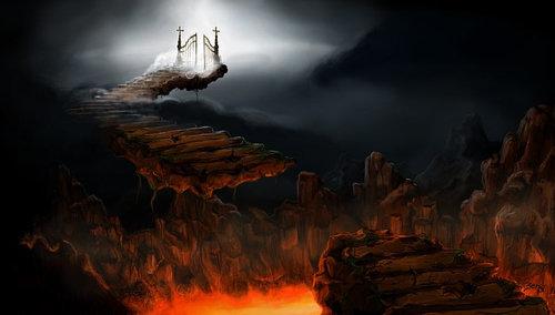 Las puertas del infierno no prevalecerán contra la Iglesia Católica