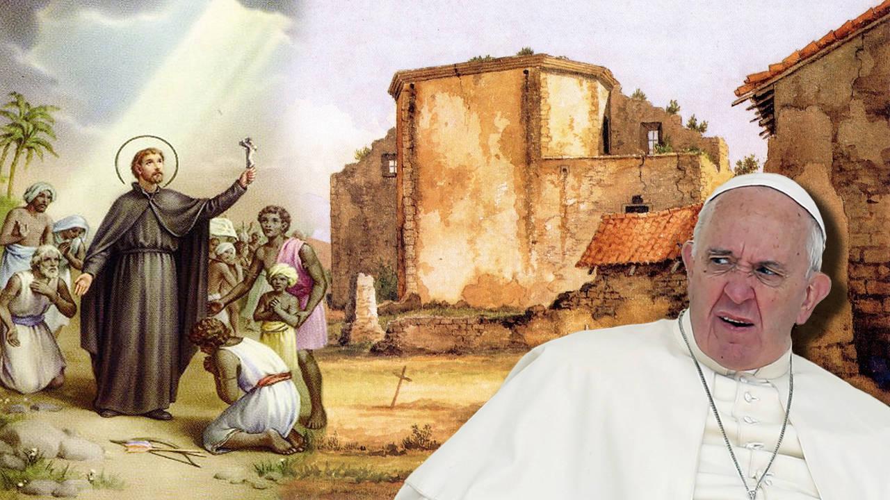 Anti Papa Francisco dice que el misionero no trata de convertir a los demás a la fe católica