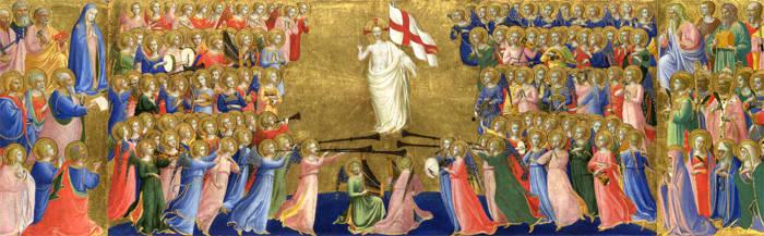 Dios es glorificado en sus santos