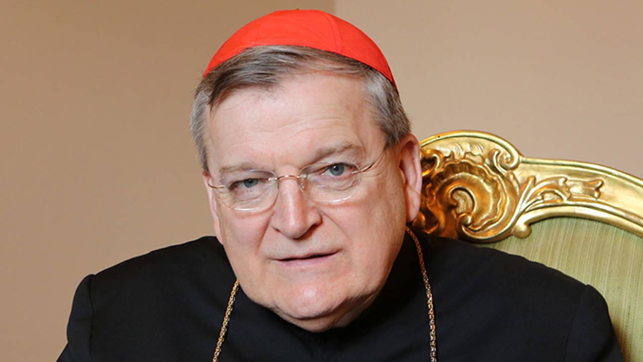 'Cardenal' Raymond Burke