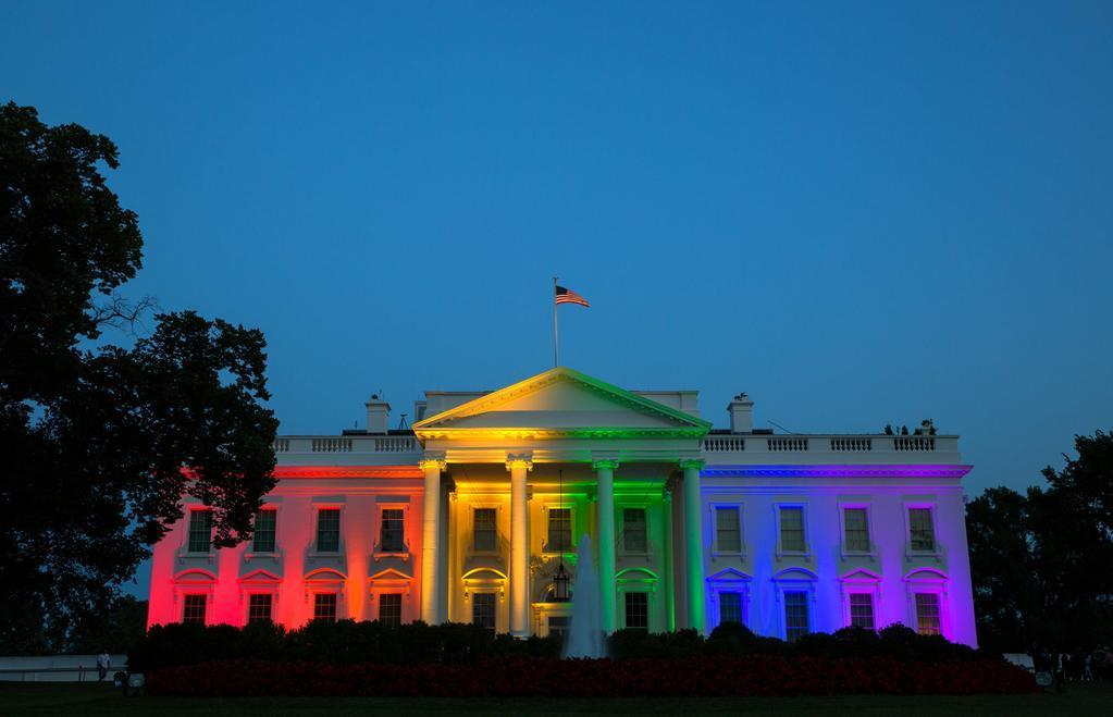 Casa Blanca Arcoíris