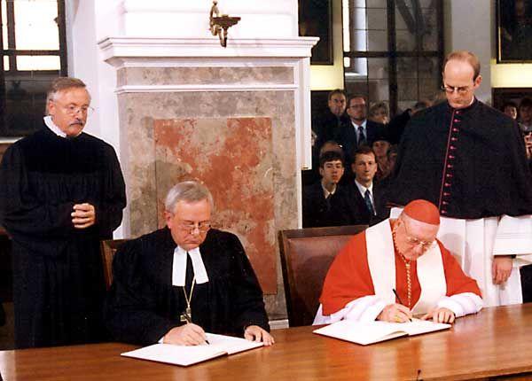 Declaración conjunta sobre la Doctrina de la Justificación de 1999