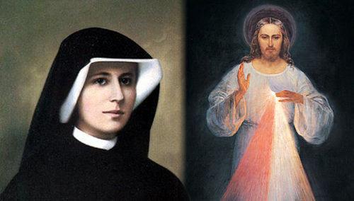 La devoción a la Divina Misericordia de Sor Faustina es algo que se debe evitar