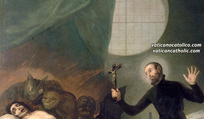 Exorcismo Católico - San Francisco de Borja