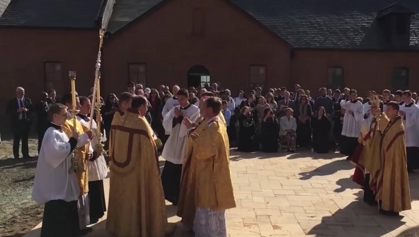Seminario Santo Tomás de Aquino (FSSPX) en Virginia