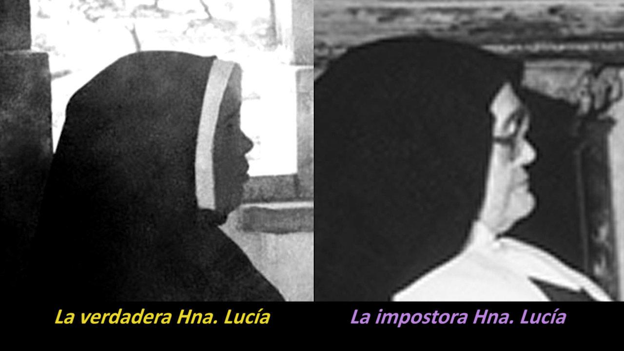 Barbilla de la Hermana Lucía