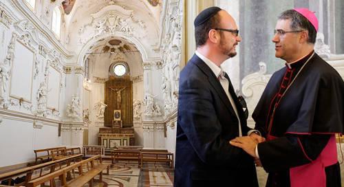 """""""Iglesia católica otorga edificio para la primera sinagoga de un pueblo en 500 años"""""""