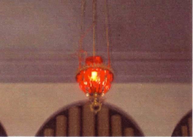 La luz de la lámpara no alumbrará más en la ramera de Babilonia