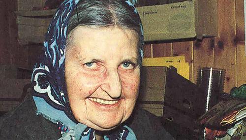 María Simma no vio almas del purgatorio