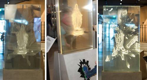 Museo de Estonia profana imagen de Nuestra Señora de las Gracias
