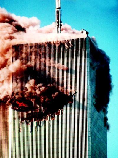 Las Torres Gemelas Destruidas Por Bombas Nucleares