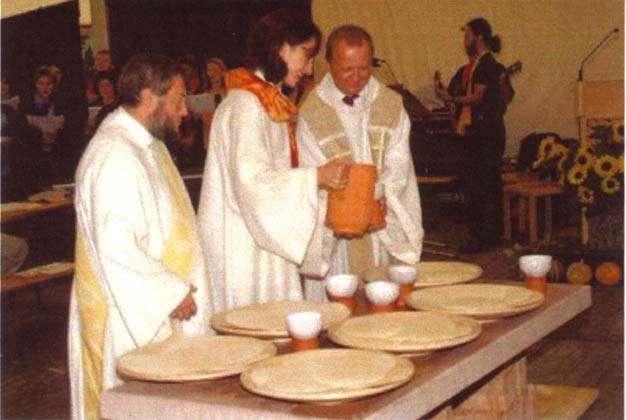 Nueva Misa destruye la misa en latín