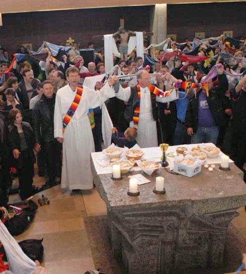 Nueva misa carismática