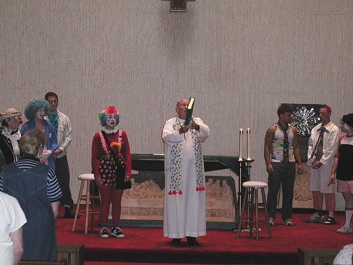 Nueva Misa de Payasos