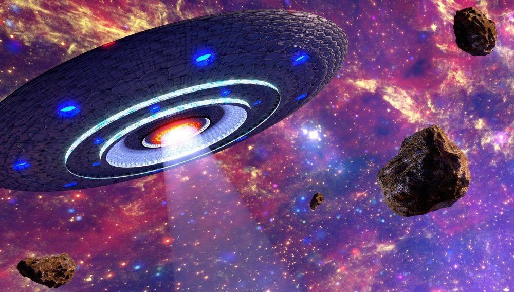Biblia OVNI extraterrestres