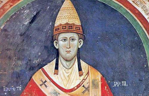 El Papa Inocencio III