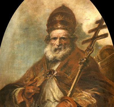 Papa San León Magno refuta el 'bautismo de deseo'