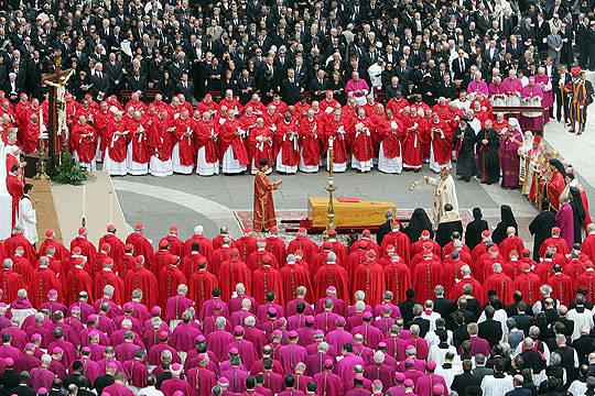 ¿Es la secta del Vaticano II la ramera de Babilonia profetizada en el Apocalipsis?