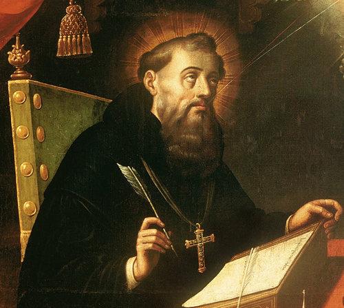 San Agustín y el bautismo de deseo