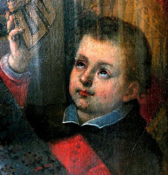 Infancia de San Carlos Borromeo