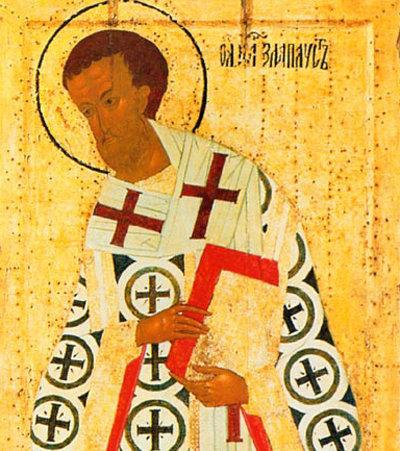 San Juan Crisóstomo contra el bautismo de deseo