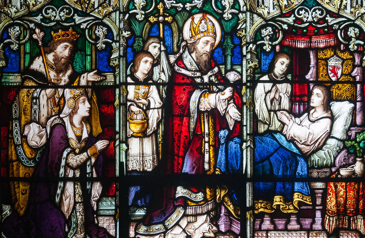 El milagro de San Malaquías