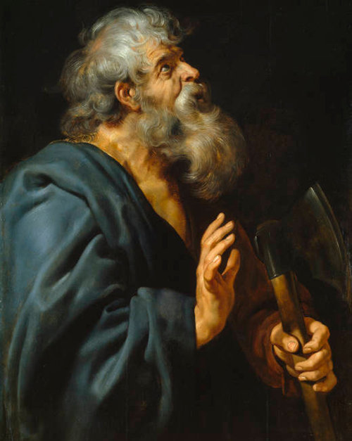 San Matías Apóstol (24 de febrero)