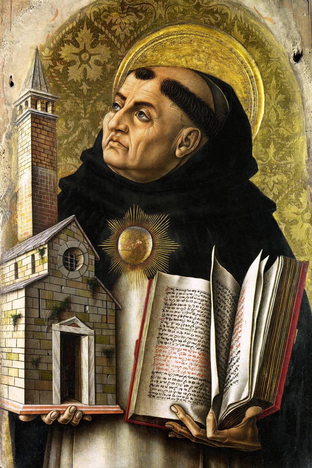 Santo Tomás de Aquino, Doctor de la Iglesia, ruega por nosotros