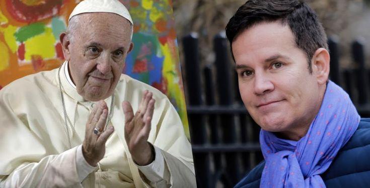 El Antipapa Francisco le dice a un homosexual que él fue hecho así - Nuevo Video