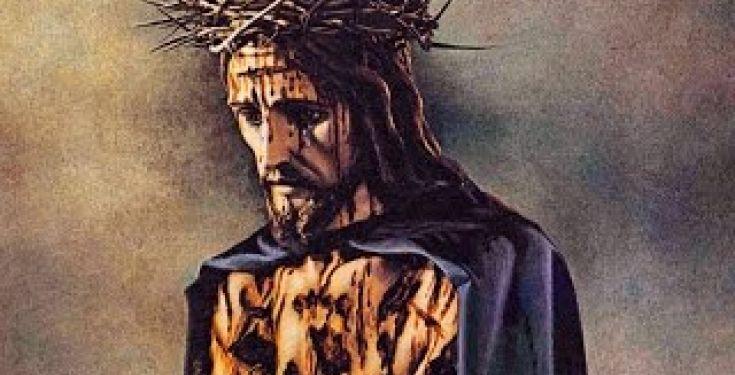La flagelación de Jesús