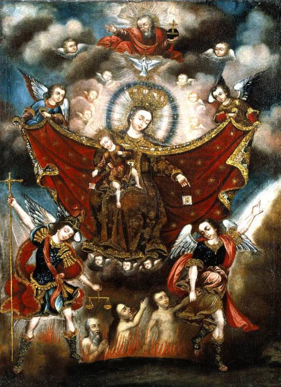 Jaculatorias a la Virgen del Monte Carmelo