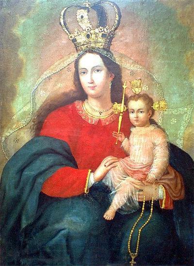 La Fiesta del Santo Rosario de la Virgen María