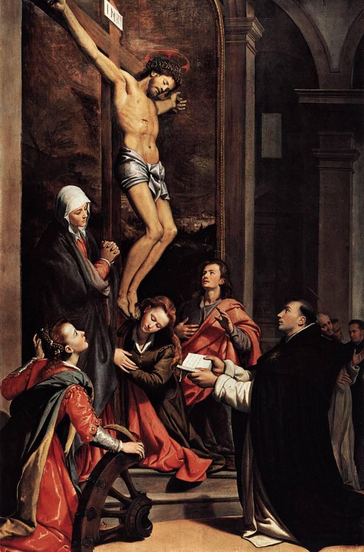 Visión de Santo Tomás de Aquino