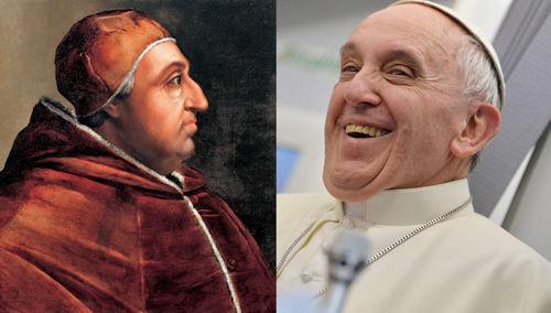 Papa Alejandro VI (Rodrigo de Borja) no fue como el Antipapa Francisco (Bergoglio)