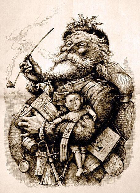 Satán Claus, un anticristo contra la Navidad