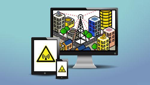 Los iPads y tabletas utilizan el WiFi, así como los celulares o dispositivos móviles