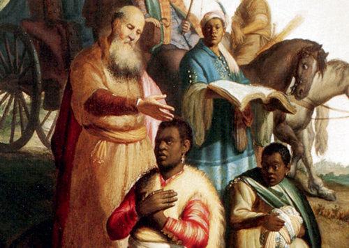 Pasos de Conversión y el Bautismo