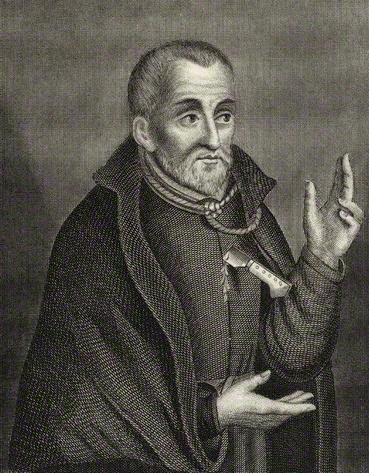 Sacerdote mártir, el beato Edmund Campion