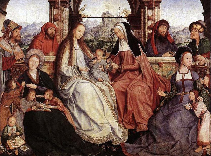 La Biblia y la Virgen María, Madre de Jesús