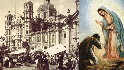 La imagen de Guadalupe facilitó la conversión de 9 millones de indios mexicanos