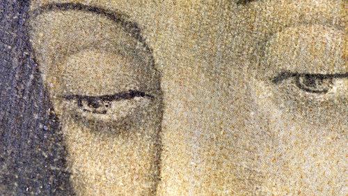 Los ojos milagrosos de la Virgen de Guadalupe
