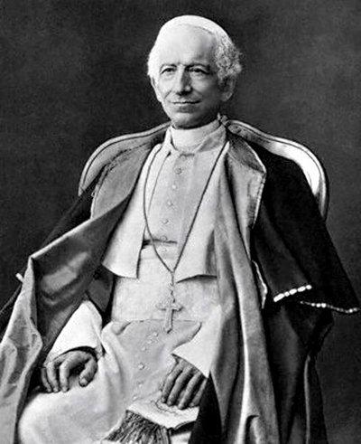 La Oración a San Miguel Arcángel del Papa León XIII